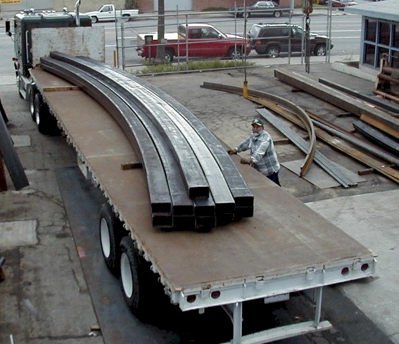 Structural tube rolling pipe bending gardena ca a m